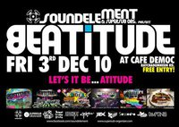 Beatitude at Cafe Democ