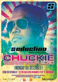 Chuckie at Seduction Phuket