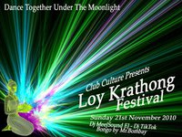 Loy Krathong Festival at Club Culture
