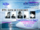 Pure Celebration Party at outdoor of Hard Rock Cafe park