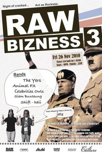 Raw Bizness 3 at Club Culture