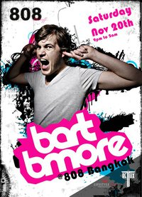 Bart B More at 808 Nightclub