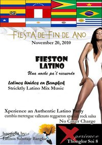 Fieston Latino at Xperience