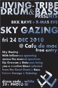Bkk Rave & X-Mas Eve at Cafe Democ