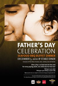 Father's day Celebration at Hard Rock Pattaya