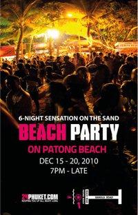 Phuket Beach Party