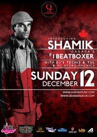 Shamik at Q Bar