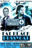 The Guetto Blasters at Blow