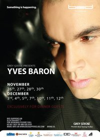 Yves Baron at Bed