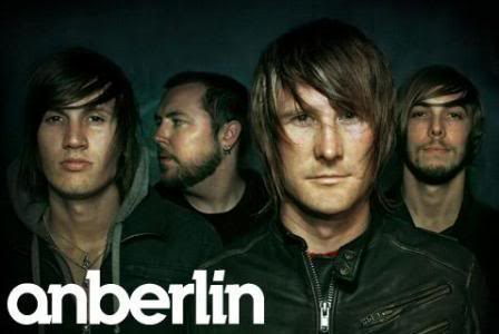 Anberlin Rock Band