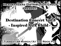 Destination Concert Vol. 3 - Inspired As A Child