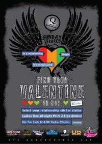 Find your Valentine at Q Bar