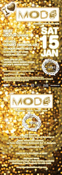 MODE Party at Nest