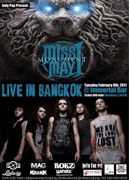 Miss May I - Rock Band