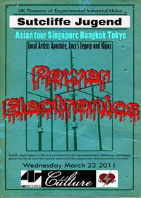 Power Electronics Concert at Culture