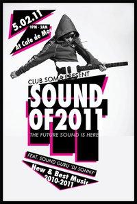 Sound of 2011 at Cafe Democ