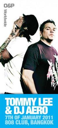 Tommy Lee& DJ Aero