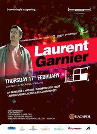 Bed Laurent Garnier
