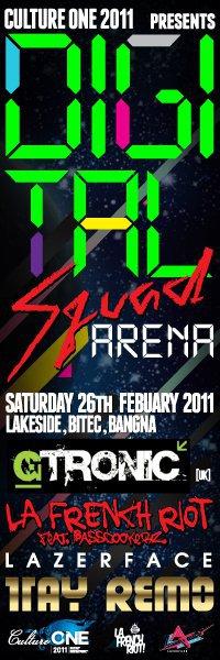 Bkk Digital Squad Arena