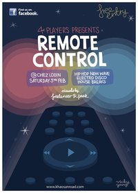 The Remote Control Party