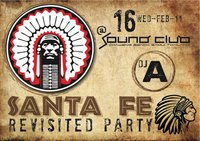Santa Fe Night Party