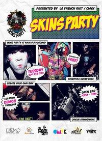 Skins Party Bkk