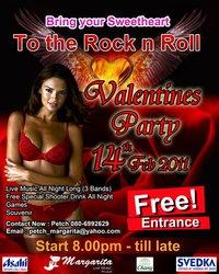 Valentines Party Phuket