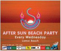 Wednesday Sun Beach Party