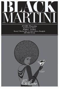 BLACK MARTINI NIGHT