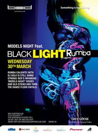 Black-light Rumba