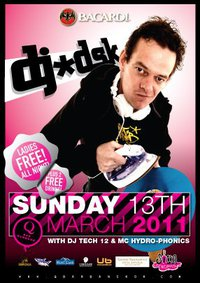 DJ DSK Funkin up
