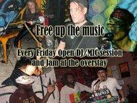 Friday Open Jam