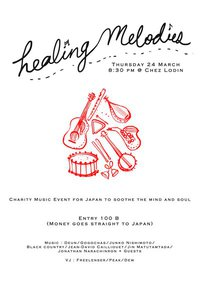Healing Melodies events