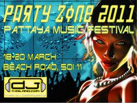 Pattaya Music Fest 2011
