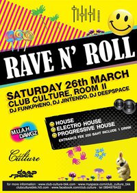 Rave & Roll BKK