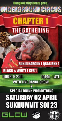 Underground Circus Party