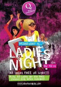 Wednesday Night Bkk