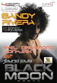 black moon party samui
