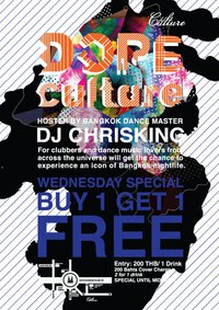 Bkk Culture Wednesday Party