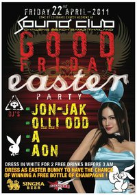 Easter Party Samui