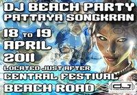 Pattaya SongKran Party