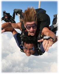 Pattaya Tandem Sky Dive
