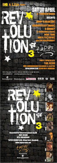 Revolution 3 Bkk