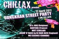 Samui Songkran Street Party
