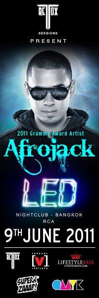 Bkk Afrojack