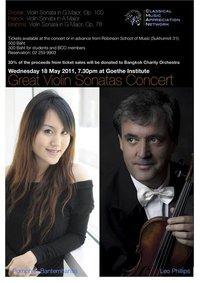 Bkk Violin Concert