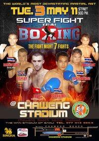 Samui Fight Event