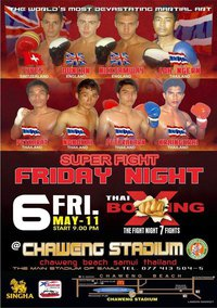 Samui Friday Fight
