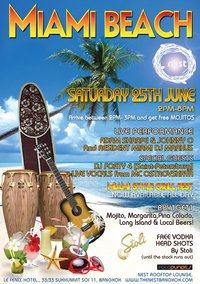 Bkk Beach Party
