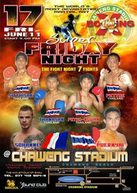 Samui Boxing Night